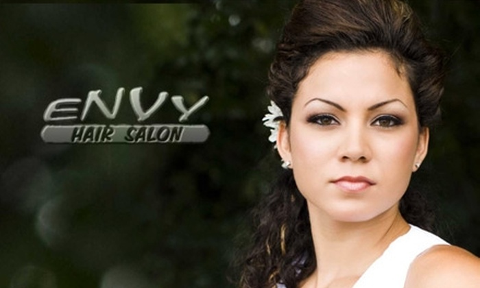 Envy Hair Salon - St. Augustine: $40 for $80 Worth of Services at Envy Hair Salon in Ponte Vedra