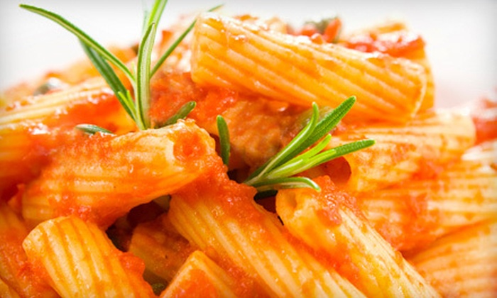 Il Gabbiano - Downtown Elizabeth: Italian Fare at Il Gabbiano in Cranford (Up to 55% Off). Two Options Available.