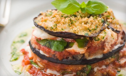 $30 Worth of Italian Fare and Drinks for Two (a $30 value) - Prospero Restaurant in Buffalo