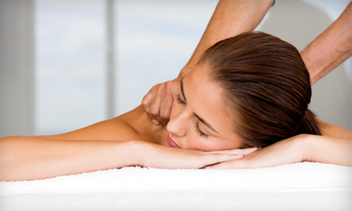 Fountain of Youth Aveda Salon Spa - Multiple Locations: One, Two, or Three Customized Tranquility Massages at Fountain of Youth Aveda Salon Spa