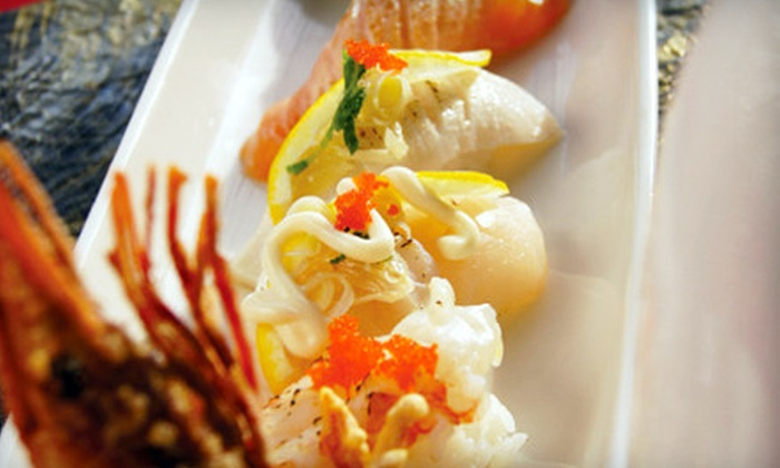 Daiwa Sushi Bar & Japanese Cuisine - Richard: $10 for $20 Worth of Contemporary Japanese Fare and Drinks at Daiwa Sushi Bar & Japanese Cuisine in Marrero