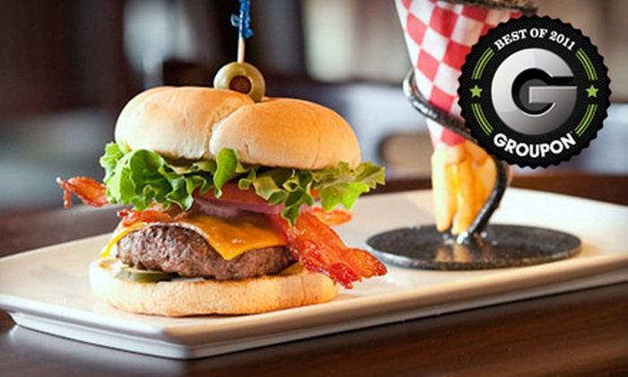 Banff Ave Brewing Company - Banff: Gourmet Brewery Fare and Drinks at Banff Ave Brewing Company in Banff (Up to 55% Off). Two Options Available.