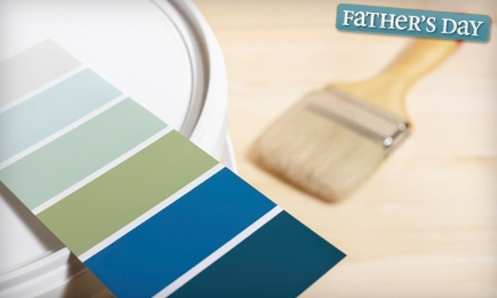 Frazee Paint - Convention Center: $15 for $30 Worth of Frazee Paint and Master Choice Supplies at Frazee Paint