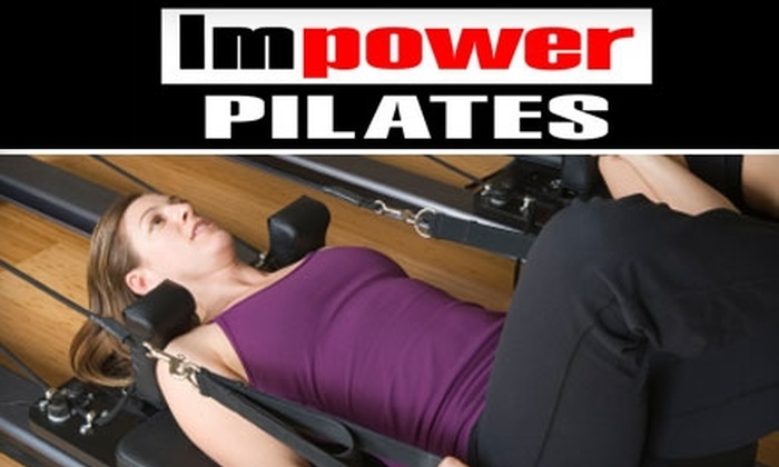 ImPower Pilates - Hoboken: $55 for One Month of Unlimited Mat Classes, Plus Six Equipment Classes, at ImPower Pilates ($348 Value) in Hoboken