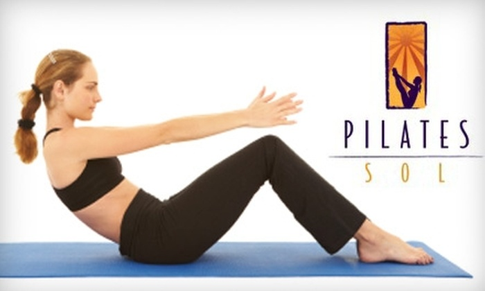Pilates Sol - Strip District: $59 for Two Private Sessions at Pilates Sol ($130 value)