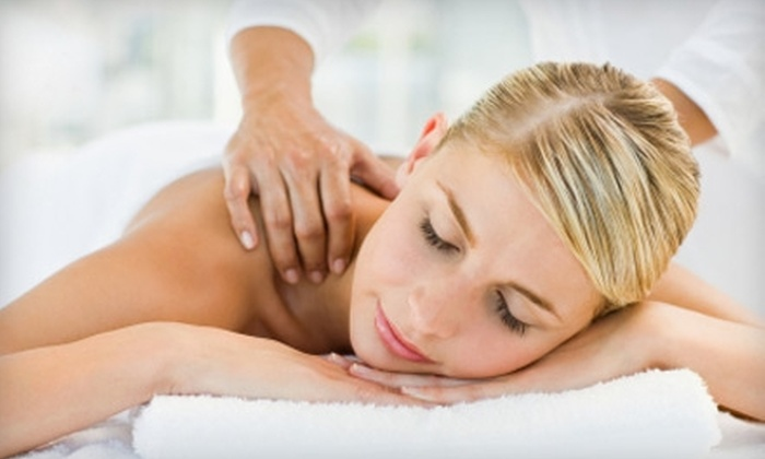 Ethereal Massage Treatments - Central Business District: $27 for One 45-Minute Massage at Ethereal Massage Treatments