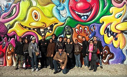 2 Tickets (Up to a $40 value) - Graffiti Tours Philadelphia in