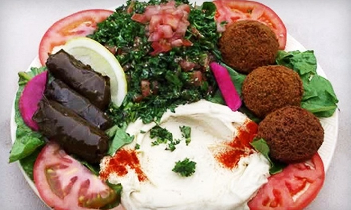 Shish Kabob Express - Troy: $15 for $30 Worth of Middle Eastern Cuisine at Shish Kabob Express