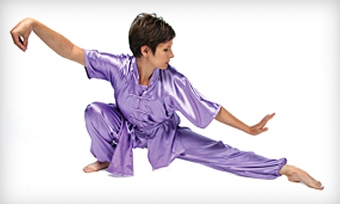 Master Gohring's Tai Chi & Kung Fu - Highland: $49 for Four Weeks of Tai Chi Classes, a Private Lesson, and a Basic Uniform at Master Gohring's Tai Chi & Kung Fu ($327 Value)