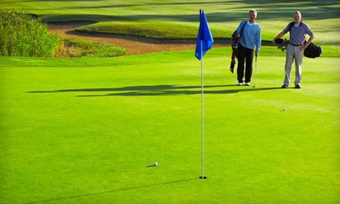 Sugar Creek Golf Course - High Ridge: $89 for an Unlimited 2012 Membership to Sugar Creek Golf Course in High Ridge (Up to $1,200 Value)