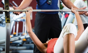 3F-Fitness LLC: Three or Six 55-Minute Personal-Training Sessions at 3F-Fitness LLC (Up to 75% Off)