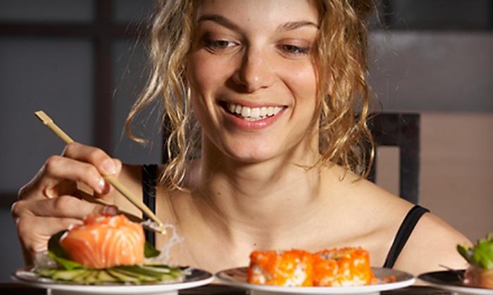 Rocking Tanuki - Linda Vista: $12 for $25 Worth of Sushi and Traditional Japanese Fare at Rocking Tanuki