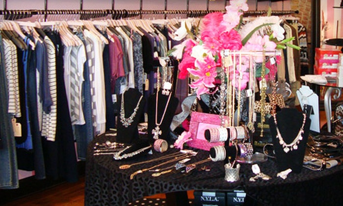 Bella B's by Alysa - Downtown Lee's Summit: $30 for $60 Worth of Women's Apparel and Accessories at Bella B's by Alysa in Lee's Summit