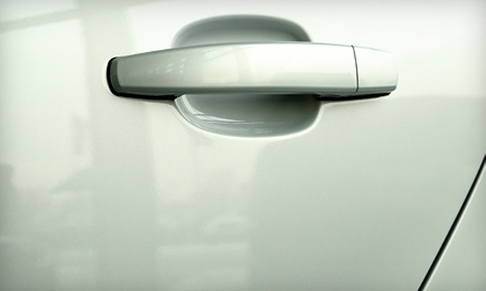 Prestige Car Wash & Detail Shop  - Boston: $45 for an Express Mini Detail at Prestige Car Wash & Detail Shop ($99.99 Value)