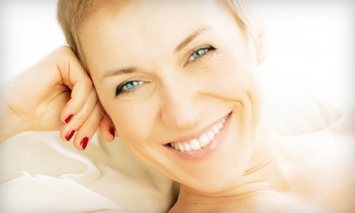 A New Day Spa - Holladay: $99 for Two Laser Skin-Tightening Treatments at A New Day Spa in Holladay ($600 Value)