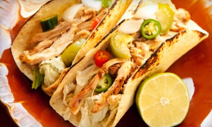 El Rincon - Pflugerville: $8 for $16 Worth of Mexican Fare at El Rincon in Pflugerville