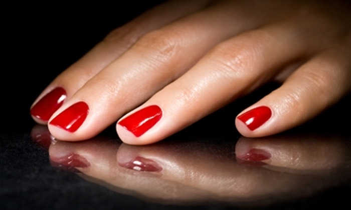 Cosmic Touch Massage & Nails - Cosmic Touch: $25 for a Shellac Manicure at Cosmic Touch Massage & Nails in New Berlin ($50 Value)