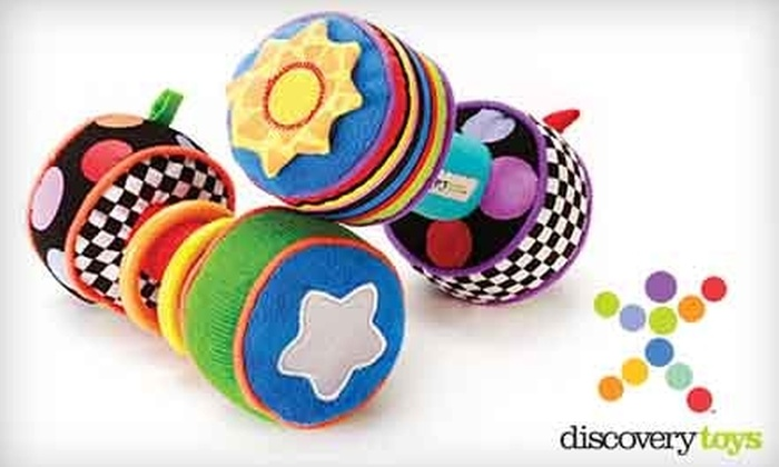 Discovery Toys - Downtown: $15 for $30 Worth of Toys from Discovery Toys Online