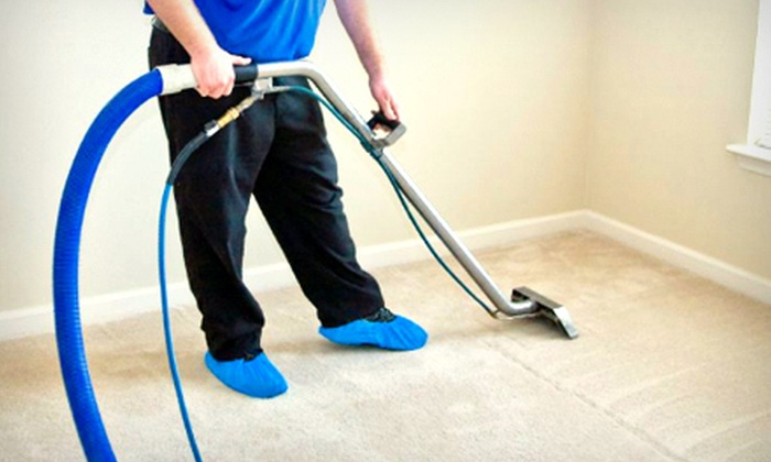 CleanCo - Riverside: Carpet Cleaning for Two or Three 250-Square-Foot Rooms from CleanCo (Up to 58% Off)
