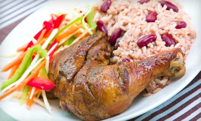 Pon Di Riva - Ossining: $7 for $15 Worth of Caribbean Cuisine at Pon Di Riva in Ossining