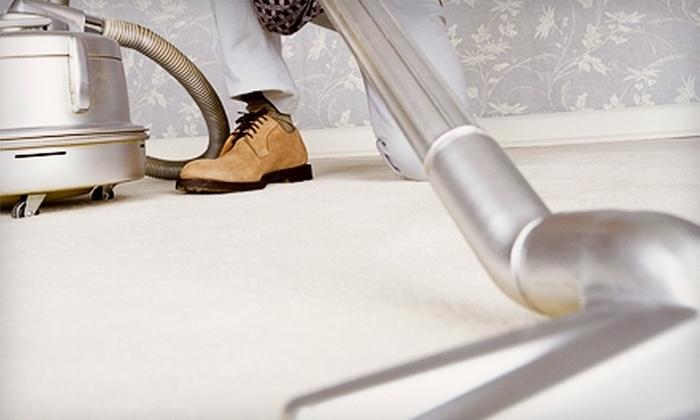 Citrus Advanced Carpet Care - Ocala: $49 for a Three-Room Steam Cleaning from Citrus Advanced Carpet Care ($99 Value)