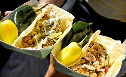 General Admission for 2 on Sat., April 28 (a $20 value) - Tucson Taco Festival in Tucson