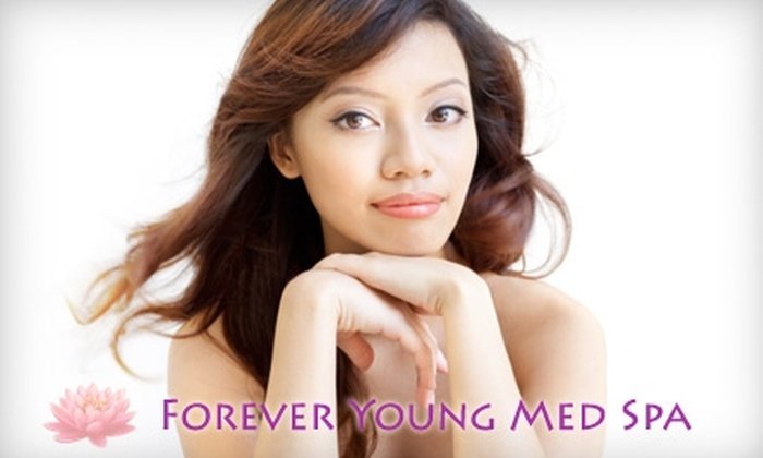 Forever Young Med Spa - Morgan Hill: $99 for $250 Worth of Cosmetic Medical Services at Forever Young Med Spa in Morgan Hill
