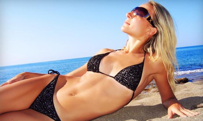 Tan Lines Tanning Salon - Burbank: UV or Spray Tanning at Tan Lines Tanning Salon in Burbank