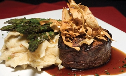 $30 Groupon to Whitfields Restaurant and Bar - Whitfields Restaurant and Bar in Nashville