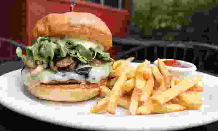 Greenlake Bar and Grill - Green Lake: $17 for $30 Worth of Pub Food and Drinks at Greenlake Bar and Grill