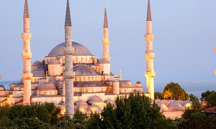 Экскурсионный тур в Стамбул
