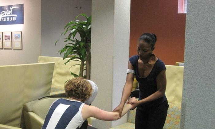 Rashida's Healing Hands - Westlake: Up to 54% Off Therapeutic Massage at Rashida's Healing Hands