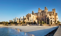 Sharjah: 1 Night for One or Two with Breakfast and Option for Dinner or Spa at 5* Sheraton Sharjah Beach Resort & Spa
