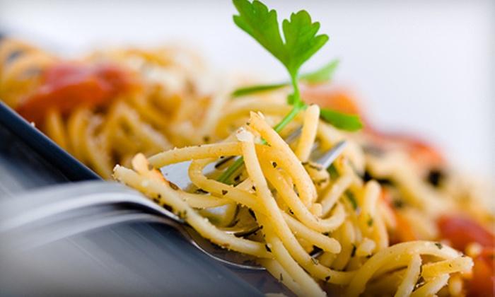 Mio Vicino - Santa Clara: Italian Cuisine at Mio Vicino (Half Off). Two Options Available.