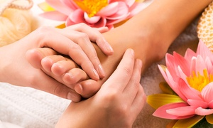 Glo Massage: One or Two Foot Reflexology Treatments at Glo Massage (Up to 59% Off)
