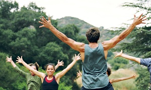 Clearcreek Fitness Bootcamp: Outdoor Fitness Boot Camp for One or Two at Clearcreek Fitness Bootcamp (50% Off)