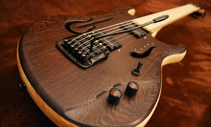 Girouard Guitars: $200 Towards Showroom Guitars or $500 Toward a Custom Guitar at Girouard Guitars (Up to 80% Off)