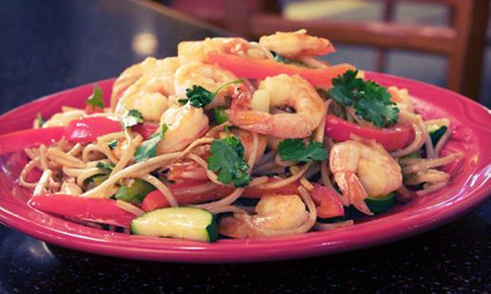 HuHot Mongolian Grill - Cedar Rapids: $10 for $20 Worth of Stir-Fry Asian Food at HuHot Mongolian Grill