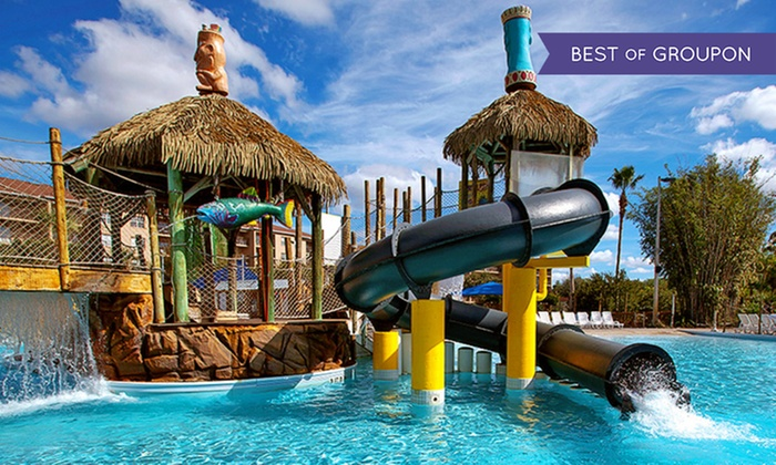 Liki Tiki Village Resort - Winter Garden, FL: Stay with Wildlife-Park Passes at Liki Tiki Village Resort in Winter Garden, FL. Dates Available into June.