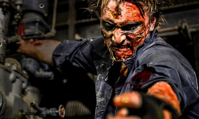 Apocalypse NJ - Livingston: Zombie Fighting Black Ops Mission Package for Two or Five from Apocalypse, NJ (Up to 30% Off)