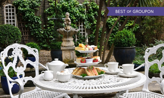 Afternoon Tea with Optional Prosecco for One or Two at The Academy (Up to 43% Off)
