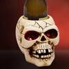 $16.99 for a Skull LED Wine-Bottle Holder