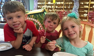 Pottery Hollow: $11for $20Worth of Pottery Painting at Pottery Hollow
