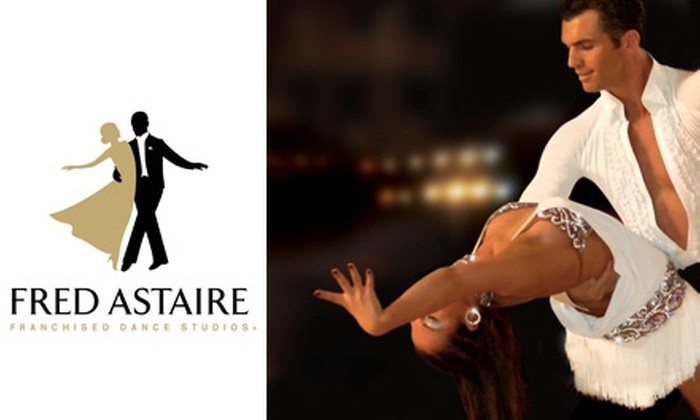 Fred Astaire Dance Studio Fort Lauderdale - Harbordale: $26 for Two Private Lessons, Two Group Classes, and Two Parties at Fred Astaire Dance Studio Fort Lauderdale ($79.50 Value)