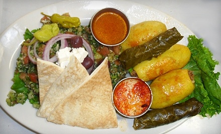 The Olive Branch: $14 Groupon Towards Lunch - The Olive Branch in Birmingham