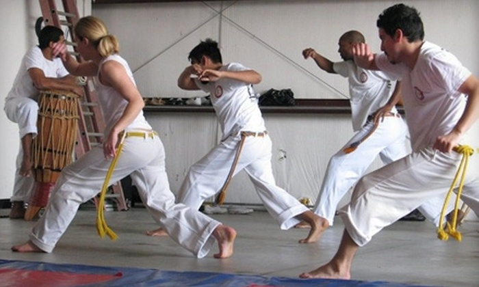 Grupo Cafu Capoeira - South Houston: $29 for One Month of Unlimited Capoeira and Mixed-Martial-Arts Classes at Grupo Cafu Capoeira in South Houston (Up to $160 Value)