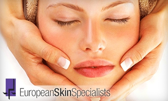European Skin Specialists - Bloomfield: $75 for a SkinMaster Rejuvenation Treatment and Fruit Enzyme Facial at European Skin Specialists in Bloomfield ($340 value)