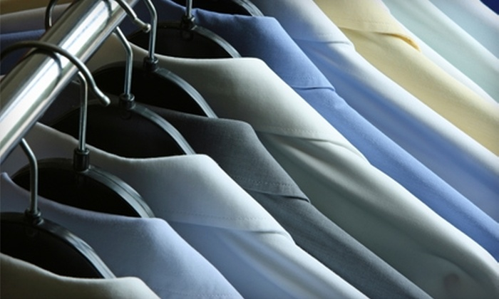 Boxgrove Cleaners - Markham: $10 for $25 Worth of Dry Cleaning and Clothing Care at Boxgrove Cleaners in Markham