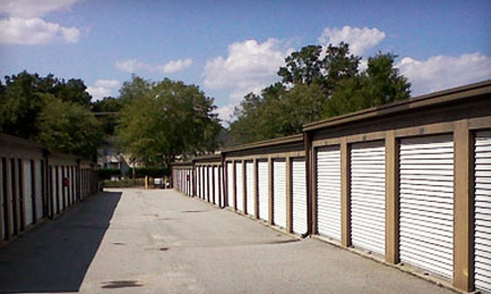 Mr. Storage - Multiple Locations: Three-Month Rental of a 5'x10', 10'x10', or 10'x15' Storage Unit or $15 for $30 Worth of Moving Supplies at Mr. Storage