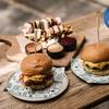 Craft Burgers, Fries and Dessert